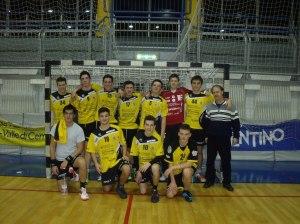 PRessano Under 18 squadra 2013