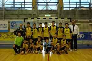 Under 16 Pressano squadra 2013