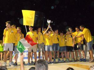 Pressano U14 Campione DItalia 1