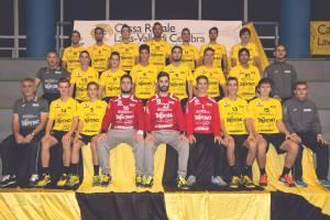 Pressano squadra 2015 maglia gialla