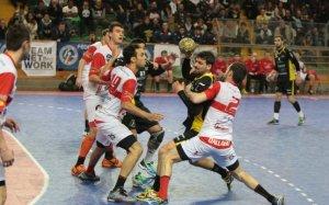 Bolognani attacca vs Bozen finale Coppa Italia