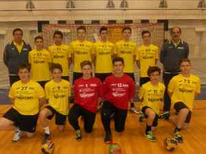 Copia di Under 16 Pressano squadra 2014:2015
