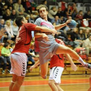 Bertolez in azione contro Trieste