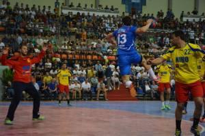 Demis Radovcic al tiro nazionale vs Romania