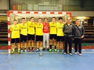 Pressano Under 18 vince torneo di Modena