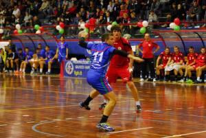 Di Maggio nazionale tiro vs Belgio