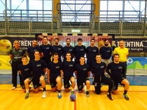 Pallamano Pressano squadra selezione 2015 2016 La Trentina