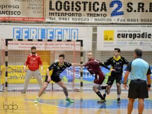 Pressano Franceschini difesa vs Cassano