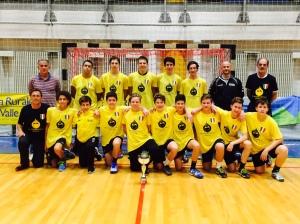 Pressano Under 16 2015 2016 squadra