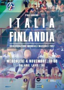 Manifesto Italia-Finlandia