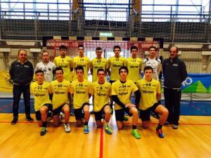 Pallamano Pressano Under 20 squadra 20152016
